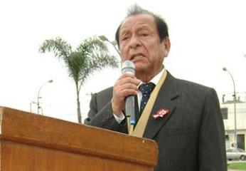 Alcalde de Supe, Ángel Flores Lanegra