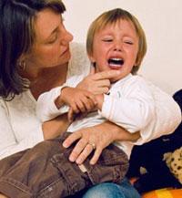 La actitud rebelde de los hijos en la infancia debemos comprenderla, tener mucha calma y paciencia.