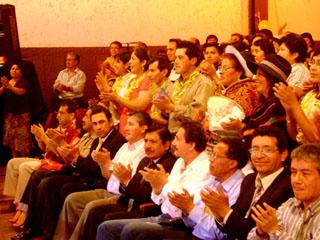 Último programa del 2008 Lo Nuestro con Cecilia Barraza