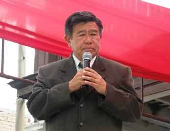 Ing. Nelson Chui Mejía