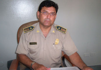 Cmdte José Cornejo Guillen