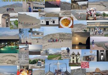 Caral y tesoros de la Provincia de Barranca
