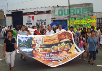 """I Feria de la Mancomunidad """"CARAL - HUAYHUASH"""""""