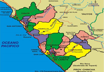 Región Lima todavía no encuentra su identidad regional