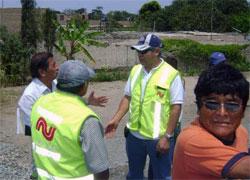 Pobladores exigen, se cierre la nueva carrtera Panamericana Norte que esta causando sufrimiento a las familias de las victimas.
