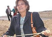 Ex-alcaldesa de Cañete