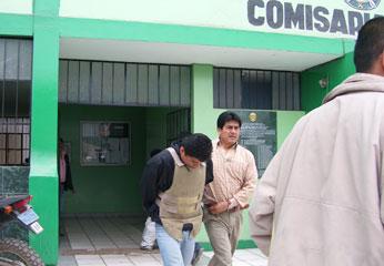 Foto Archivo, Comisaria de Huaral.