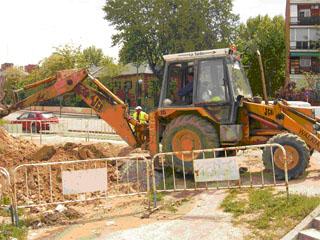 La construcción uno de los sectores más afectados con la crisis.