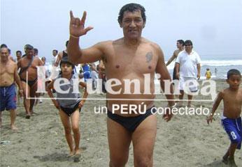 Jorge Faccho, rescatado.