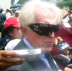 Congresista Javier Valle Riestra
