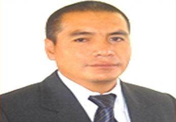 Jacinto Romero Trujillo, alcalde del distrito de Huaura.