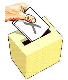 Elecciones son parte de la Democracia
