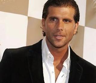 Actor peruano Christian Meier