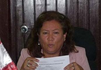 Dra. Bertha Terrazas foto: cortesía diarioenfoques.blogspot.com