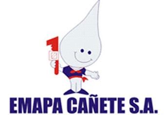 Logo de Emapa Cañete.