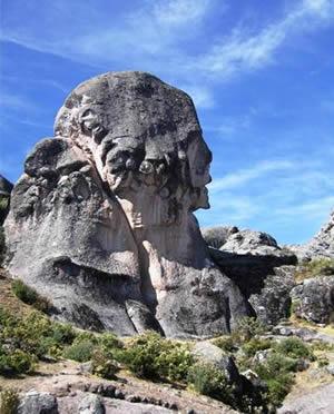Monumento a la Humanidad - Marcahuasi en la provincia de Huarochiri