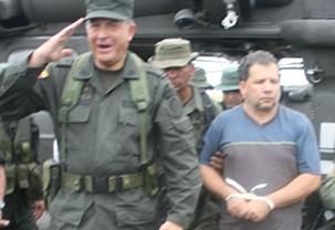 Rendón fue arrestado por la Policía Nacional en la localidad caribeña de Necoclí.