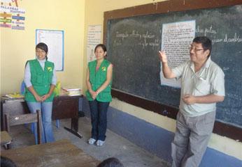 """""""Proyecto Ambiental en las Escuelas"""