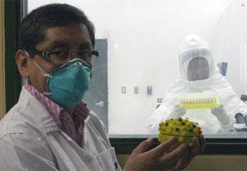 Doctor Anibal Velásquez, jefe del Instituto Nacional de Salud. Foto: ANDINA