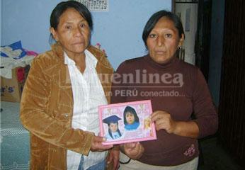 Familiares exigen que el crimen no quede impune.