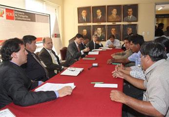 Suscripción de adenda permitirá financiar estudio para rehabilitación y mejoramiento de carretera Lima-Canta
