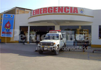 Hospital de Huacho.