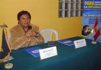 Dr. Ángel Irribarre Poicón