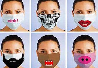 Mascaras causan furor.