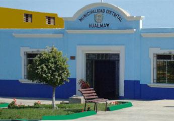 Municipalidad Distrital de Hualmay