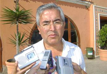 Alcalde de Barranca Romel Ullilen.
