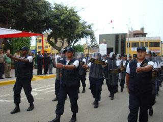 Cuerpo de Serenazgo de la Provincia de Cañete