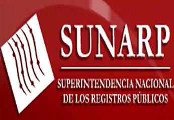 Superintendencia Nacional de Registros Públicos (Sunarp)