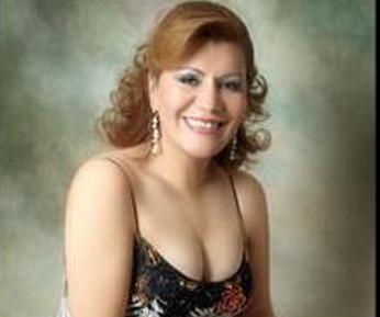 Artista Folklorica Alicia Delgado