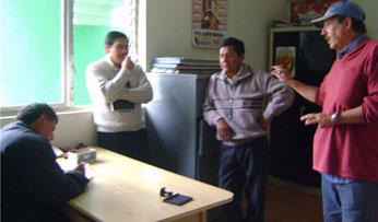 Comisaría de Huacho.
