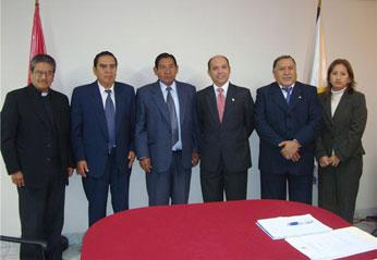 Comisión Reorganizadora de la Dirección Regional de Educación.