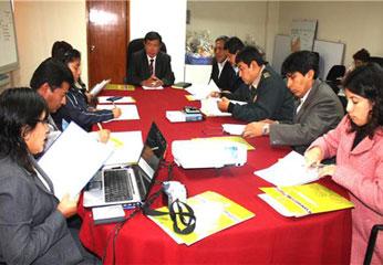Comité Regional de Seguridad Ciudadana