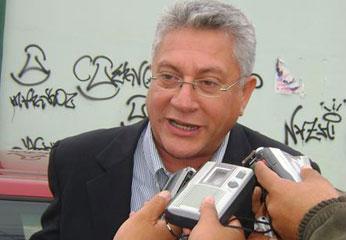 Ex alcalde de la provincia de Huaura Humberto Barba Mitrani.