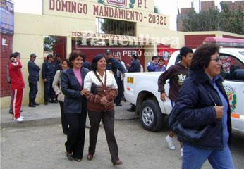 Institución Educativa Domingo Mandamiento de Huacho.