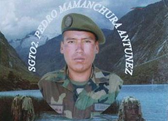 Pedro Mamanchura.