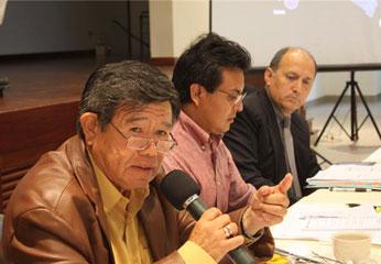 Chui propuso la inclusión de diversas carreteras en el Proyecto Perú