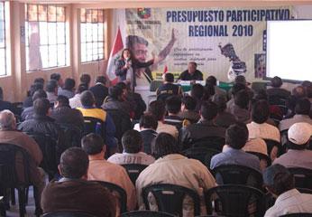 En el taller se informó que según el Censo del año 2007, la Región Lima cuenta con una población de 839, 469 habitantes