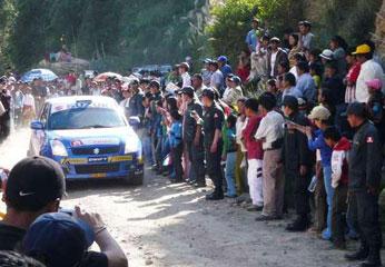 El Rally unirá las localidades de Lunahuaná y Pacarán, con un total de 67 kilómetros de competencia divididos en tres largadas