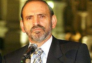 Yehude Simon, Primer Ministro.
