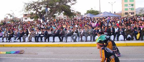 Autoridades de la región Lima.