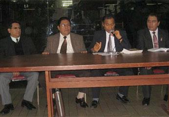 Organizó la Comisión de Capacitación de la Corte.