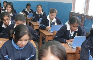 En colegio de distrito de Huaura corrió rumor de primer infectado con virus