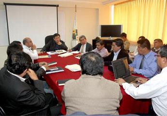 Redes de Salud  de la región Lima se comprometieron a alcanzar metas definidas con el objeto de brindar una atención más eficiente.