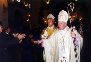 Monseñor Antonio Santarsiero Rosas