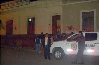 Sede del Gobierno Regional de Lima.