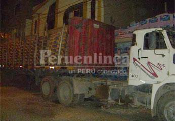Cerca de 30 toneladas fueron retenidas por entidad fiscalizadora
